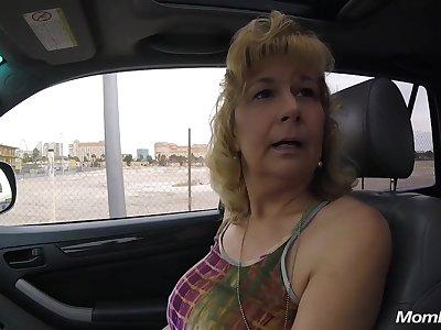 Mom Whore Wants Prick - ANALDIN
