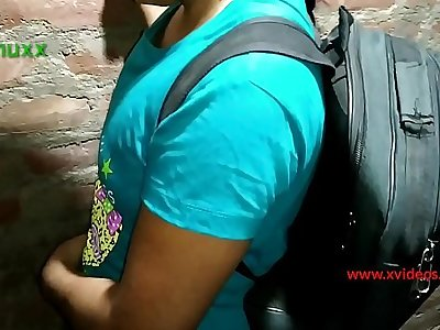 high school girl fucked fugitive by techer teen India desi