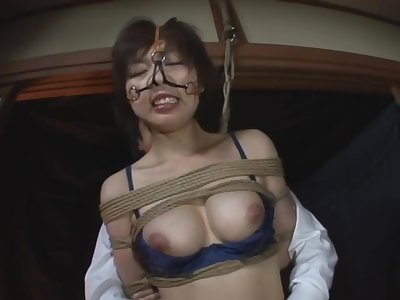 Best porn scene Hogtied craziest you've observed only in